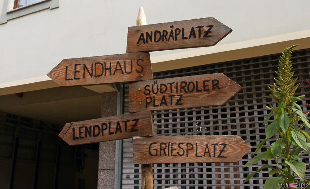 Blendend Graz | Testesser