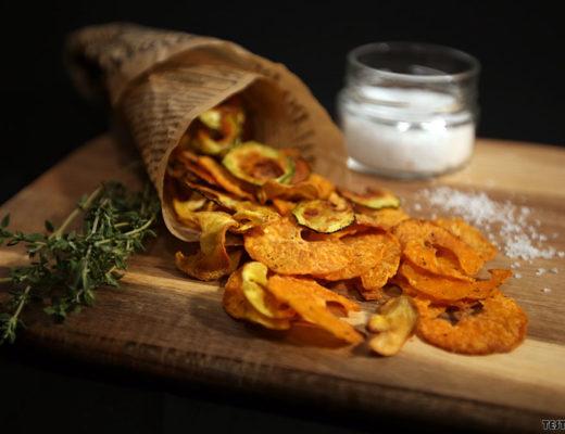 Gemüsechips | Testesser