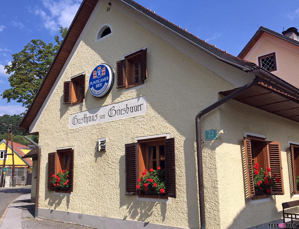 Gasthaus Griesbauer | Testesser