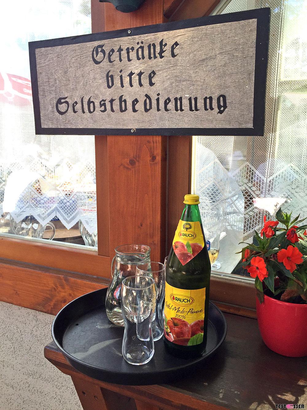 Gasthaus Griesbauer   Testesser