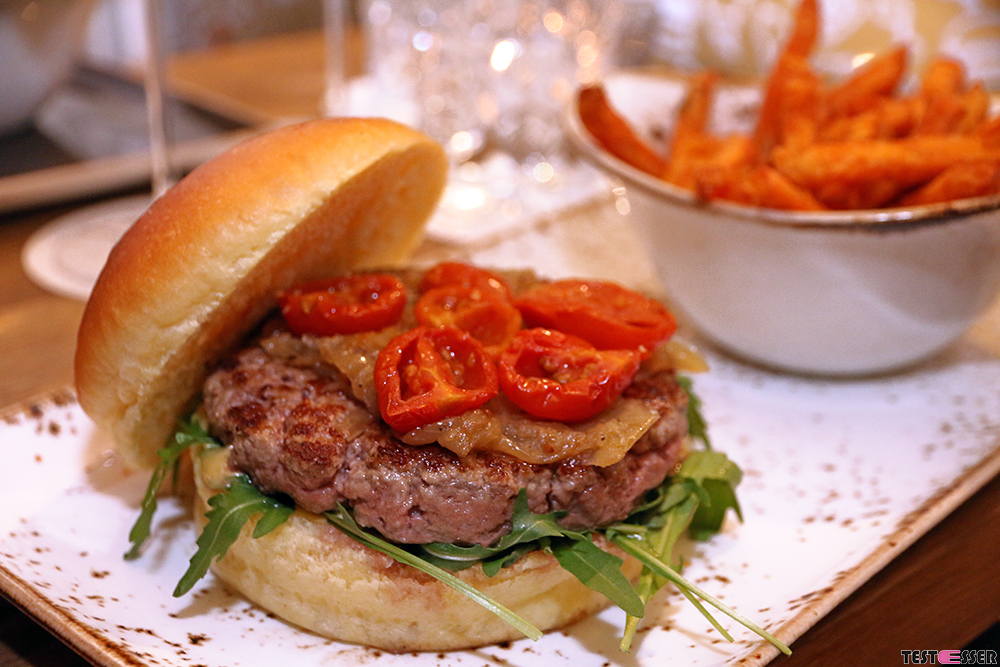 Paris Love Burger   Freigeist Graz