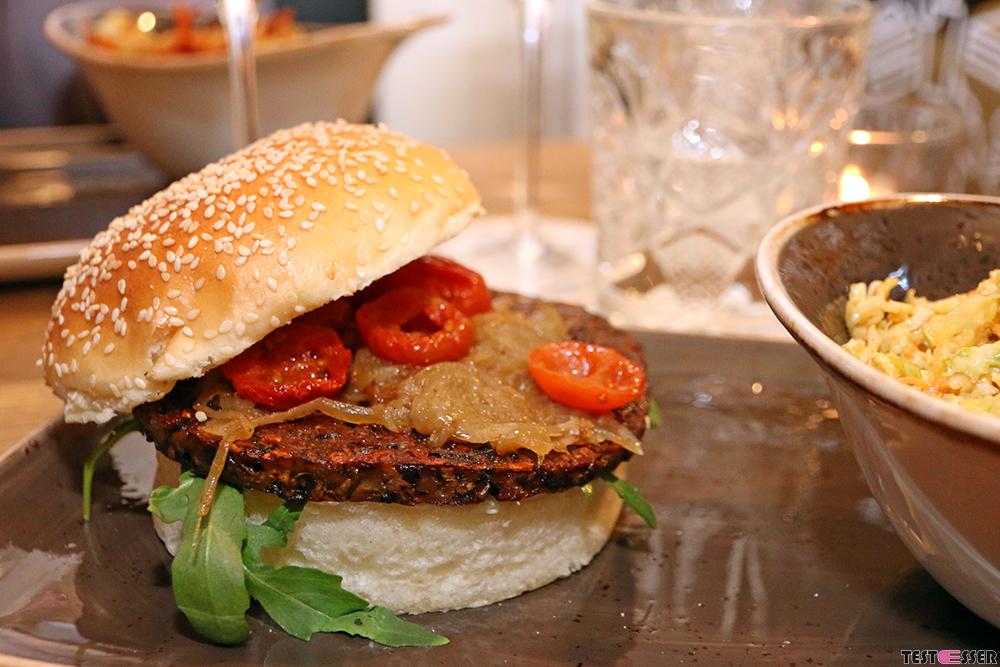 Veggie Soul Burger | Freigeist Graz