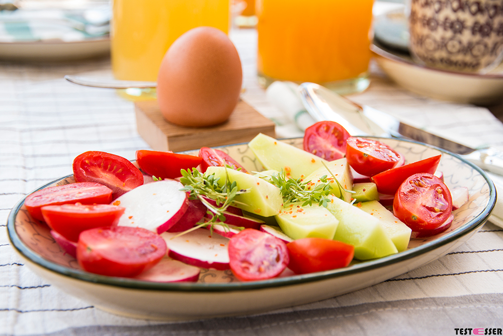 Frühstück im Gramm Graz