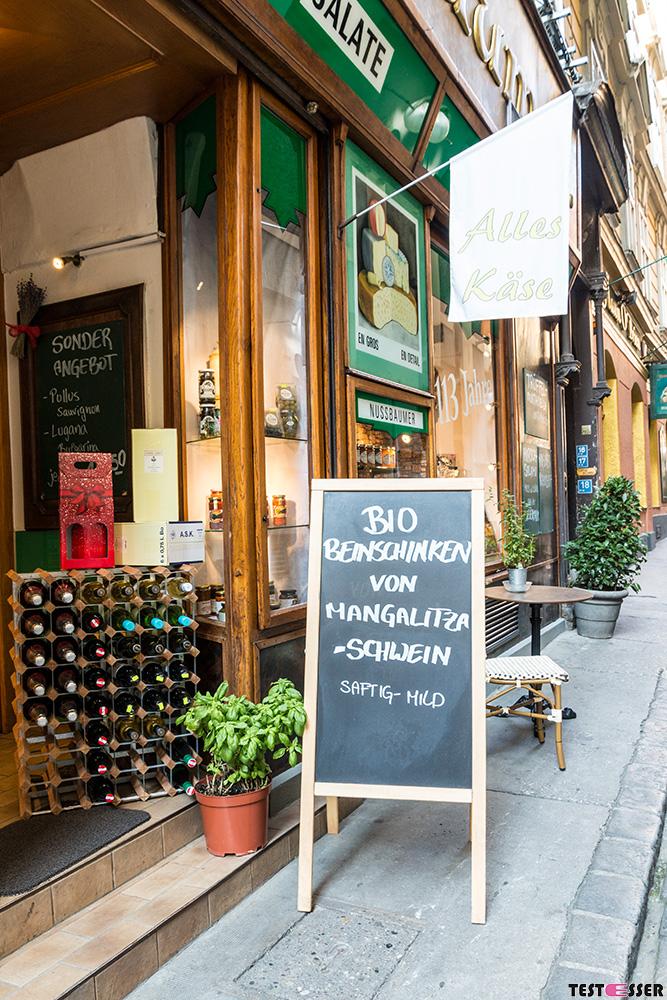 Delikatessen Nussbaumer Graz